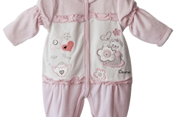 BABY BUNNY HEARTS JUMPSUIT