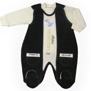 BABY ACTIVE JUMP SUIT TWO PIECE SET