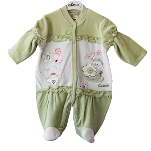 BABY BUNNY HEARTS JUMPSUIT – ONE_green