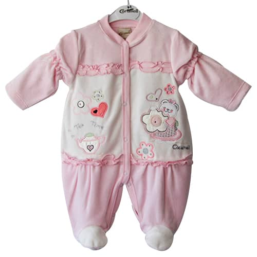 BABY BUNNY HEARTS JUMPSUIT – ONE_pink