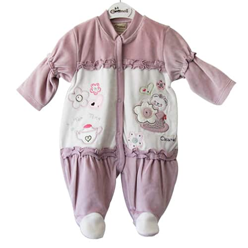 BABY BUNNY HEARTS JUMPSUIT – ONE_purple