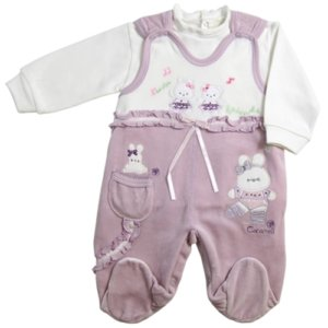 BABY BUNNY JUMP SUIT