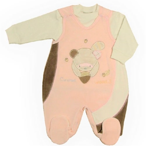 Baby Jump Suit - Two Piece Set