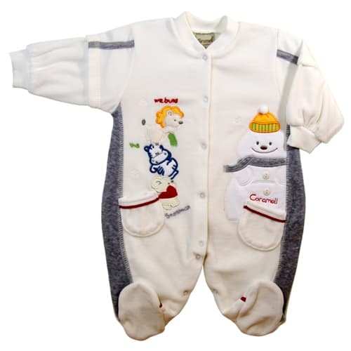 BABY JUMPSUIT - ONE PIECE-1