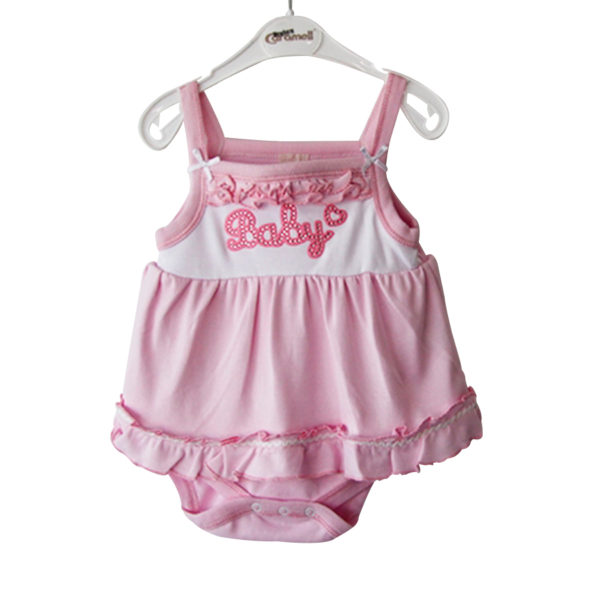 Baby Dress Pink