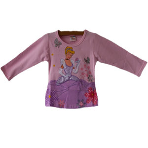 Cinderella Disney Princess Shirt_pink