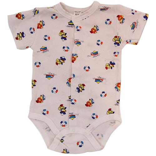 Ducks Baby Body- European Made