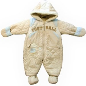 FOOTBALL FAN - BABY ESKIMO SUIT