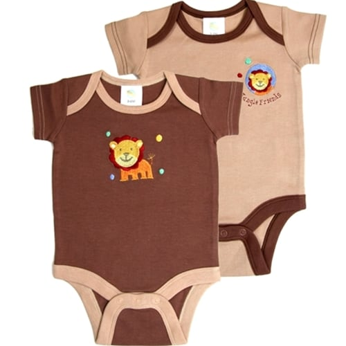 FOR THE GROWING LIONS ONSIE - SET OF 2