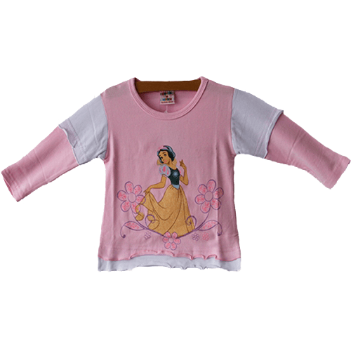 Snowwhite Disney Princess Shirt - Pink