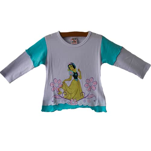 Snowwhite Disney Princess Shirt - White Snowwhite Disney Princess Shirt - White