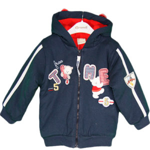 Time Winter Jacket Navy