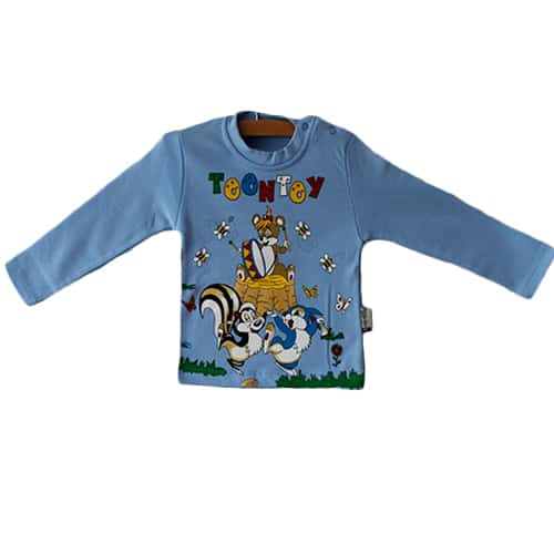 Toon Toy T-Shirt - Blue