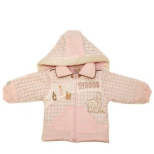 WOODS FRIENDS BABY JACKET